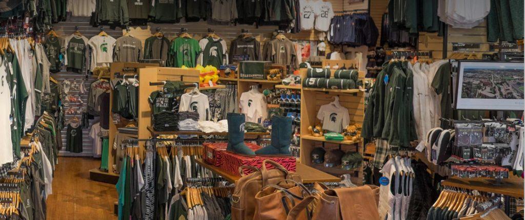 MSU Licensed Retailers
